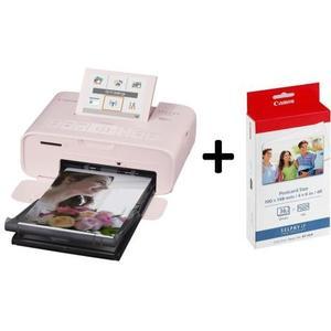Selphy CP1300,+KP36IP,36Stk 10x15cm, 8.1cm LCD Display, PictBridge,AirPrint,