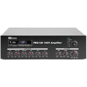 PBA120 100V Verstärker 120W, USB/MP3