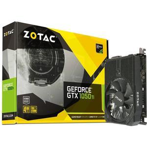 GeForce GTX 1050 Ti Mini - 4GB