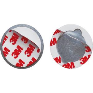 SW RMAG3 Magnetbefestigungs-Set für Rauchmelder, 5cm
