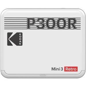Mini 3 Square Retro weiss Printer