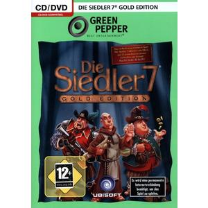 Green Pepper: Siedler 7 - Gold Edition [PC] (D)