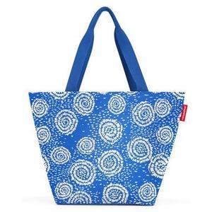 Einkaufstasche Shopper M 15 l batik strong blue, 51 x 30.5 x 26 cm