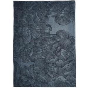 Geschirrtuch Modern rose blau Grösse 50x70 cm, Anzahl 1 Stück