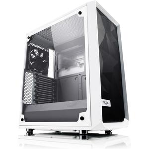 Meshify C Tempered Glass - weiss