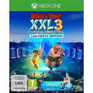 Asterix & Obelix XXL3: Der Kristall-Hinkelstein - Limitierte Edition [XOne] (D)