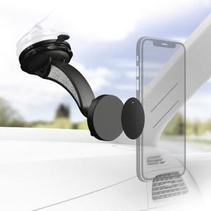 Uni-Smartphone-Halter Magnet, mit Saugnapf