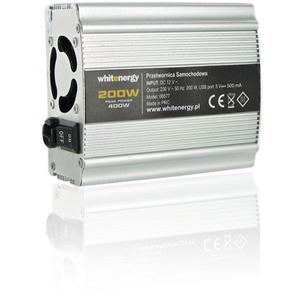 Power Inverter 200W, mit USB