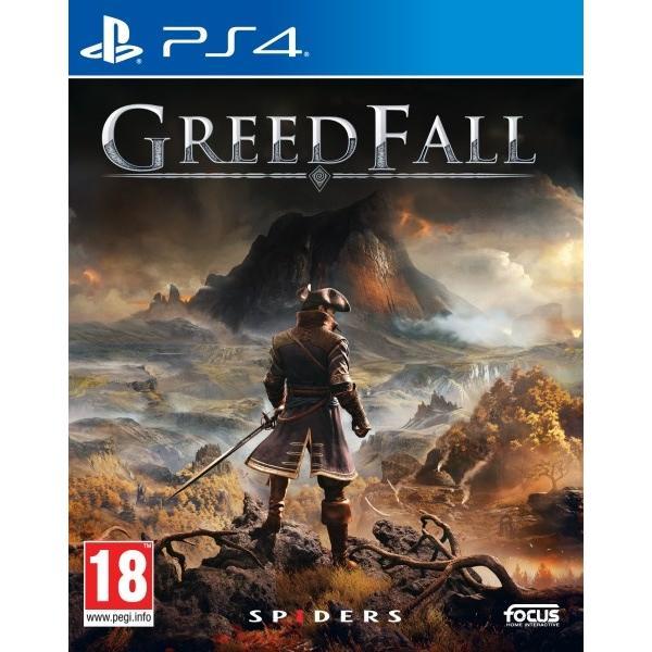 GreedFall (PS4) (DE)