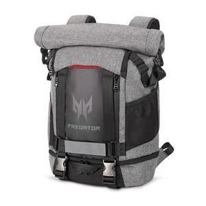 Predator Gaming Rucksack grau-schwarz