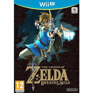 The Legend of Zelda: Breath of the Wild [Wii U] (D)