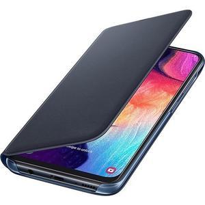Wallet Cover für Galaxy A50 - schwarz
