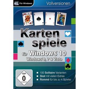 Kartenspiele für Windows 10 (PC) (DE)