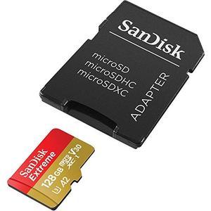 Extreme microSDXC - 128GB
