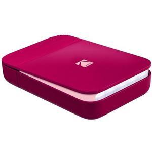 Fotodrucker Smile Printer Rot