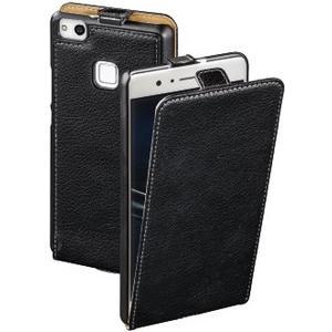 Flap-Tasche Smart Case für Huawei P10 Lite, Schwarz