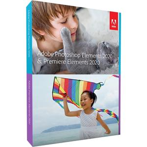 Photoshop Elements 2020 & Premiere Elements 2020 Upgrade [PC/Mac] (D)