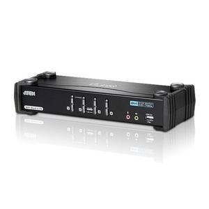 CS-1784A - 4-Port DVI/USB/Audio