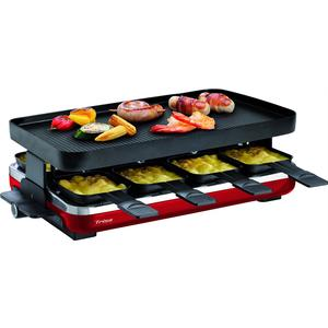 Raclette Supreme 8 - rot