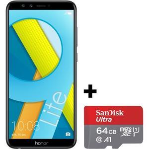 9 Lite Dual SIM - 32GB inkl. 64GB microSD - schwarz
