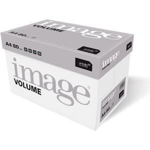 Kopierpapier Image weiss Box à 5x500 Blatt, holzfrei ECF, 80gr