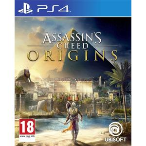 Assassins Creed Origins [PS4] (D/F/I)