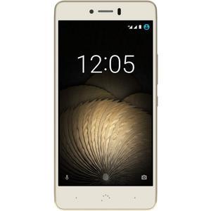 Aquaris U Plus Dual SIM - 16GB/2GB - weiss/gold