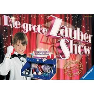 Die grosse Zauber Show