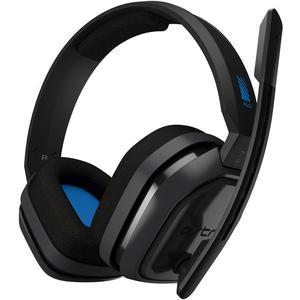 A10 Headset - grau/blau