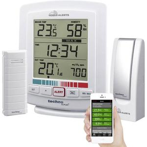 Mobile-Alerts: MA10005 - Gateway, Co2-Display und Temperatursensor - Start-Set2