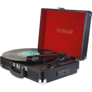 TX-101 Nostalgie Bluetooth Plattendigitalisierer - Schwarz
