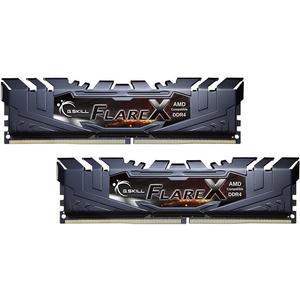 Flare X, DDR4, 16GB (2 x 8GB), 3200MHz - schwarz