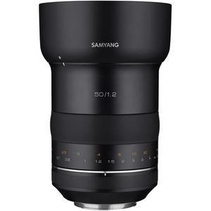 Festbrennweite XP 50mm f/1.2 Canon