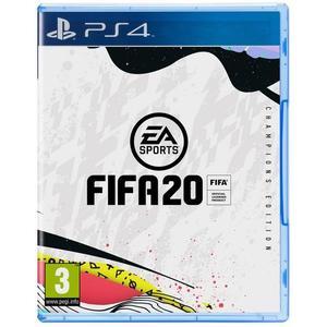 Fifa 20 Champions Edition [PS4] (D/F/I)
