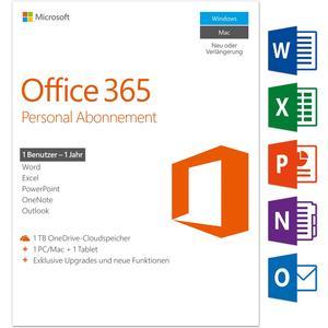Office 365 Personal 1 Benutzer 1 Jahr Deutsch