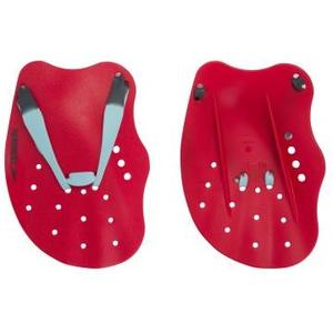 Tech Paddle lava red/chill blue/grey, M