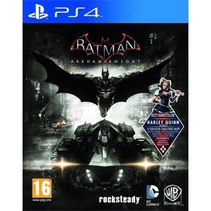 Batman Arkham Knight (PS4,D,F)