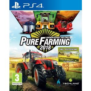 Pure Farming 2018 Day One Edition [PS4] (D)
