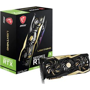 GeForce RTX 2080 Ti Lightning Z - 11GB