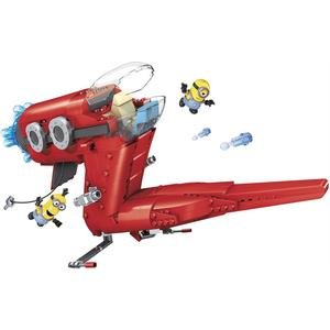 Minions Movie - Supervillain Jet