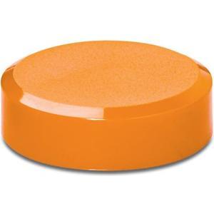 Haftmagnet Pro Ø 30 mm, 20 Stück - orange