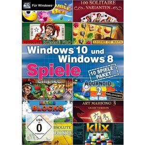Windows 10 und Windows 8 Spiele (PC) (DE)