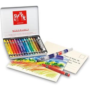 Creative Box Neocolor II, 15 Farben