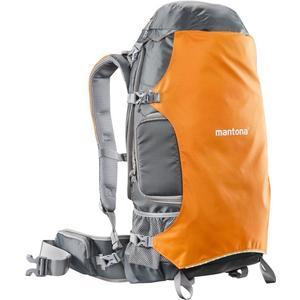 ElementsPro 40 Outdoor Kamerarucksack - orange/grau