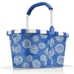 Einkaufskorb carrybag 22 l Special Edition: batik strong blue