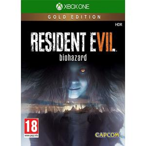 Resident Evil 7 - Gold Edition [Xone] (D/F/I/E)