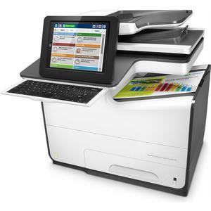 PageWide Enterprise Color Flow 586z MFP