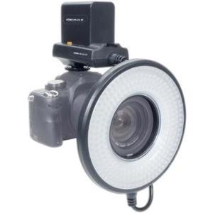 LED Ringlicht DRL-232 mit Batteriebox 232 LED's, ohne Batterien