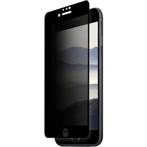 Privacy 3D-Glas für Apple iPhone 8/7/6S/6 - schwarz