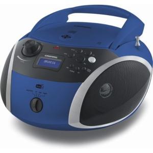 RCD 1550 BT DAB+ - Blau